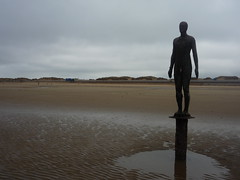 another place (rock_rollheart) Tags: liverpool antonygormley anotherplace crosbybeach
