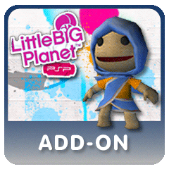 LBP PSP Temples costume add-on