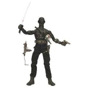 GI Joe Movie 12in Ninja Snake Eyes Figure