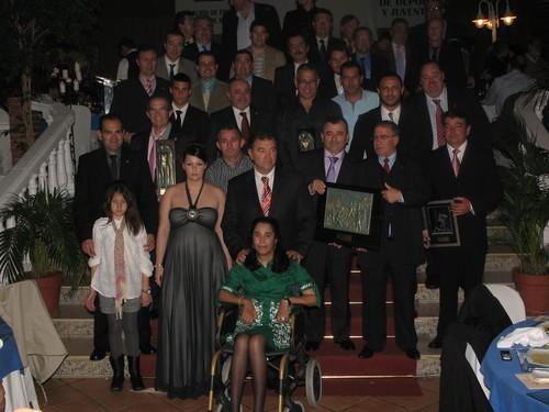 Foto de familia XVI Gala