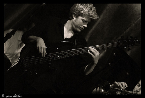 Kyle Eastwood @ Duc des Lombards. Paris 2010