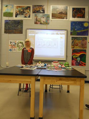 ART CLASS 0793