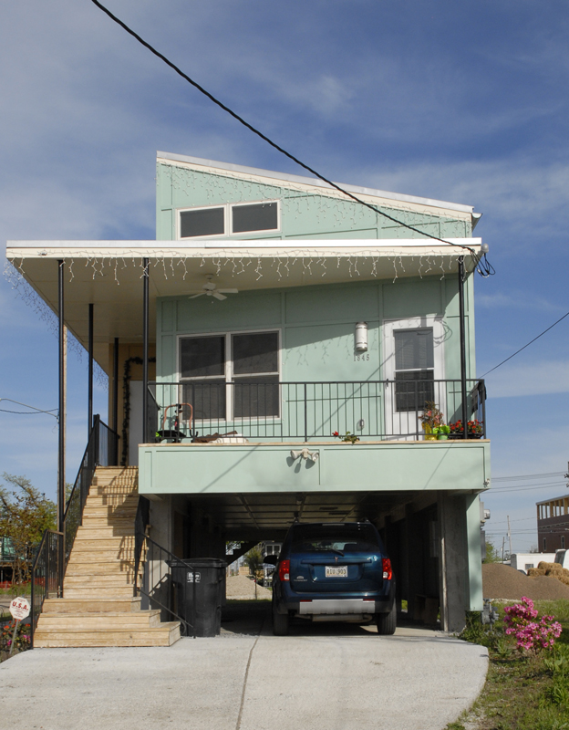 New Construction - Lower Ninth Ward - New Orleans