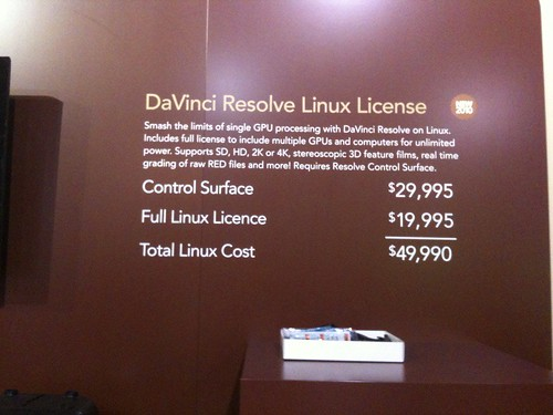 DaVinci Resolve Linux