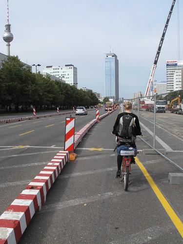 Tietyö Berliinissä