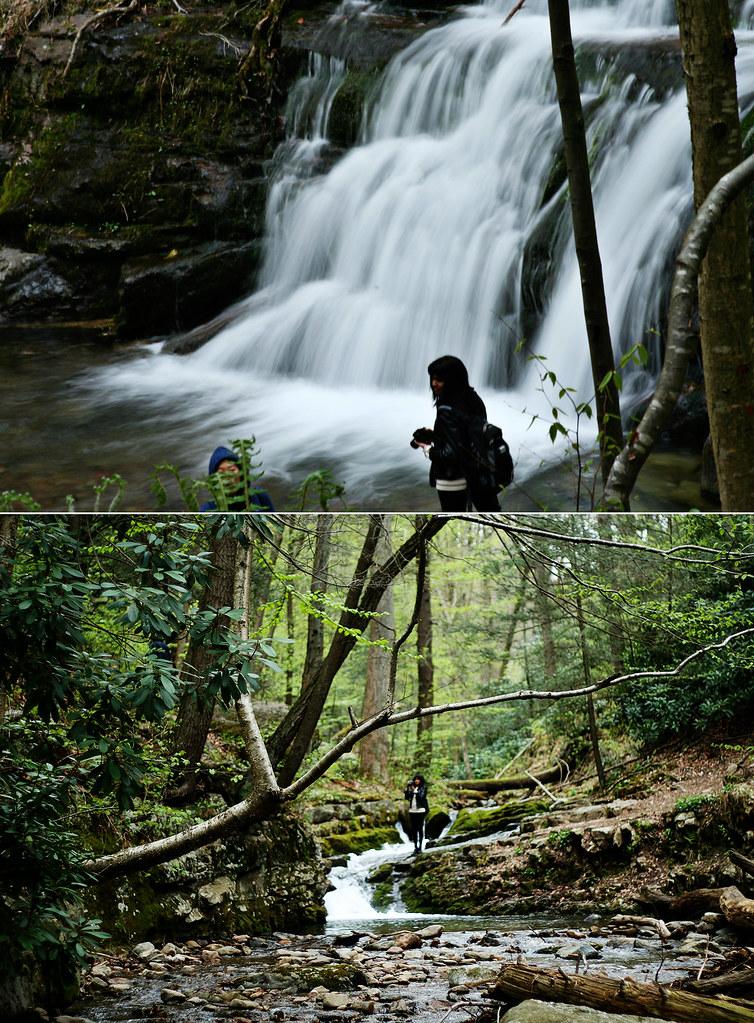 waterfalls again!