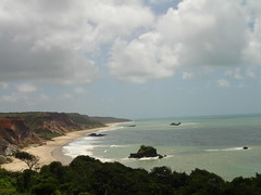 Tambaba Beach (pszerbato) Tags: summer brazil sky sun water heat beaches seaocean