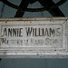 Annie Williams Memorial Band Stand