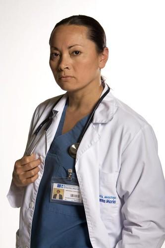 Aida Morales es Miranda Carvajal