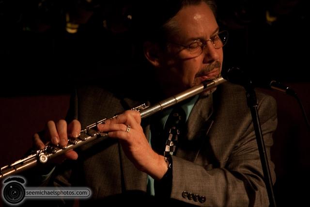 Paul Seaforth's Mo Sax at Dizzy's 41710 © Michael Klayman-034