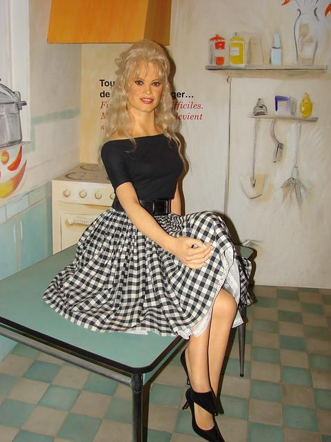 Paris - Brigitte BARDOT au Musee Grevin (2010 04 07) by filoer