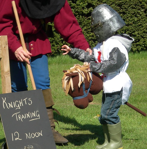 Knight's Training