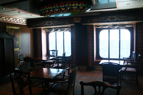 Carnival Spirit - Monarch Room