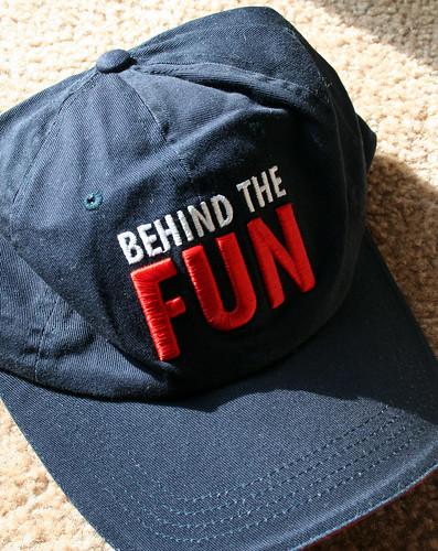 Carnival Spirit - Behind the Fun Hat
