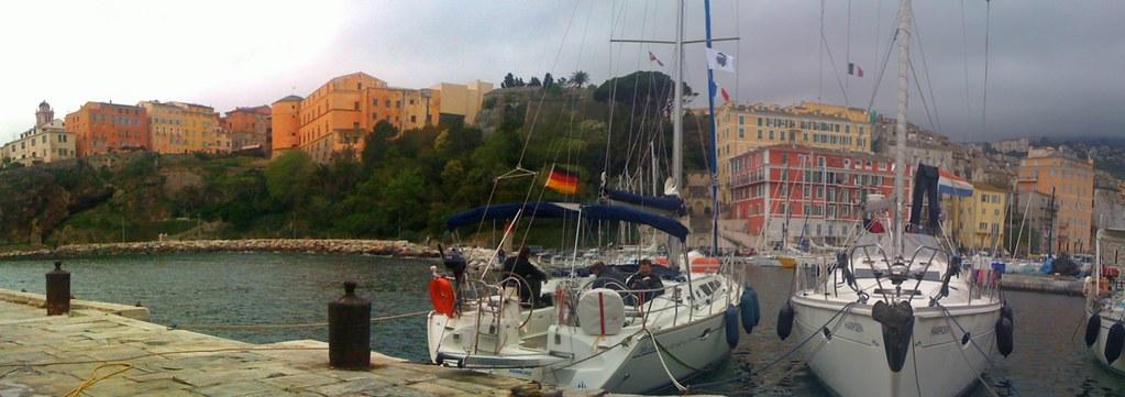 Bastia- vieux port