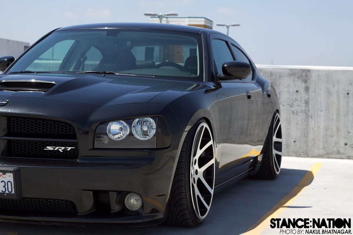 Dumped Dodge Charger Srt8 Stancenation Form Gt Function
