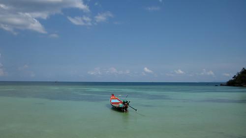 koh Phangan Snorkel Salad Beach コパンガン サラダビーチでシュノーケル0