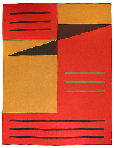 Art Deco French Rug #40667