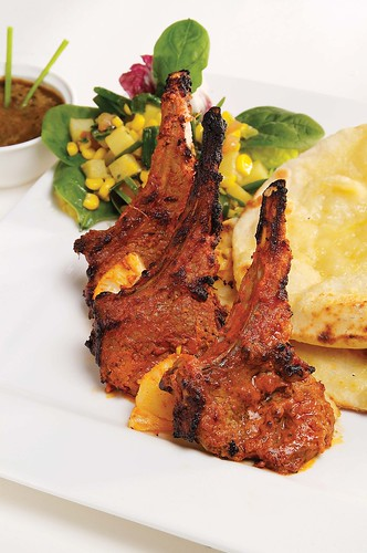 The Muthu's Flavors - LAMB RACK ANANAS