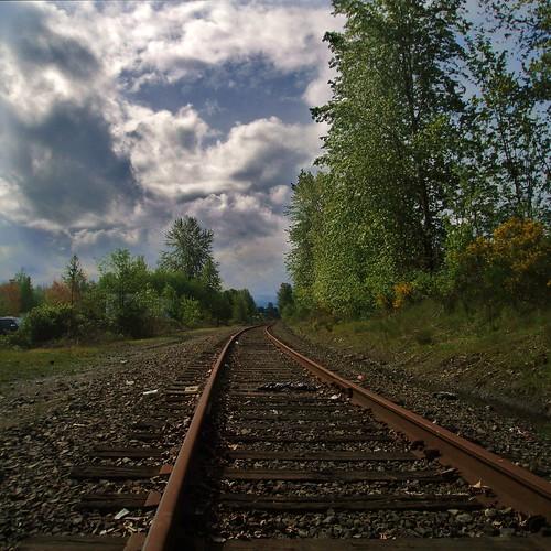 Rusty Tracks
