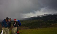 042 - Glymur en Pirineos. día 2 - Otsagabia - Villanueva