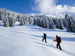 Skitour (visittirol) Tags: schnee winter mountain snow alps berg tirol powder alpen tyrol ausblick skitour tiefschnee gelände