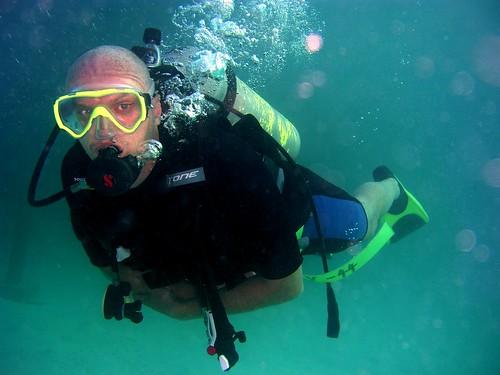 Diving, Mabul, Malaysia (Borneo)