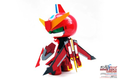 Rotobox Infinite Justice Gunpla