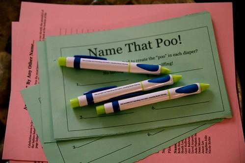 name that poo