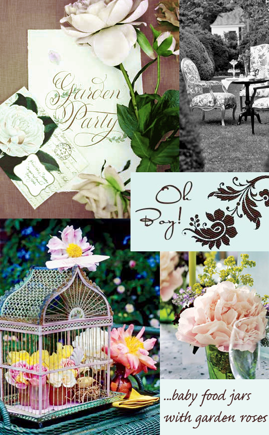 Garden Party Baby Shower ideas -1