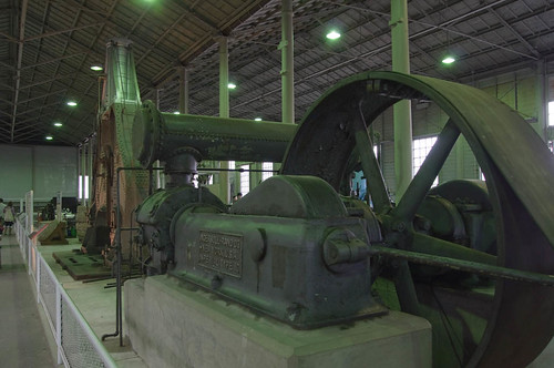 Machinery hall