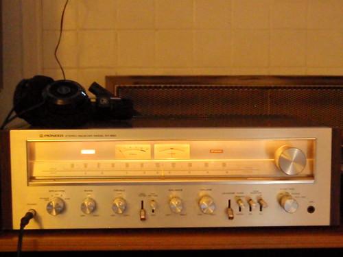 Pioneer Sx 650