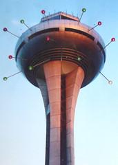 Vudú Torre Norte de Barajas