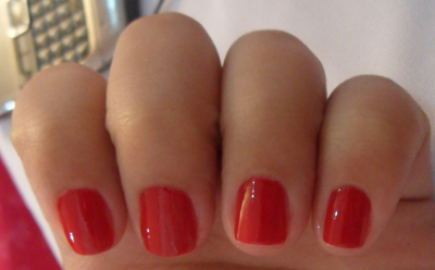 Orly Haute Red