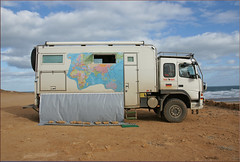 neighborhood (mhobl) Tags: coast morocco maroc rv marokko tatonka lkw campingcar westsahara mafatma