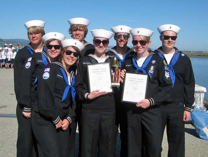 Sea Scout Crew
