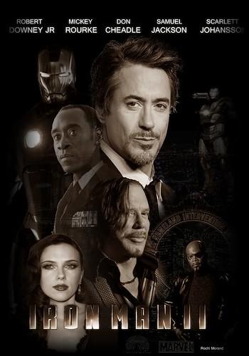 Iron Man 2 dir. Jon Favreau