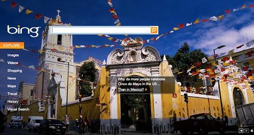 Cinco De Mayo on Bing