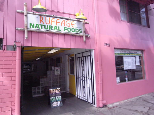 ▼Ruffage Natural Foods