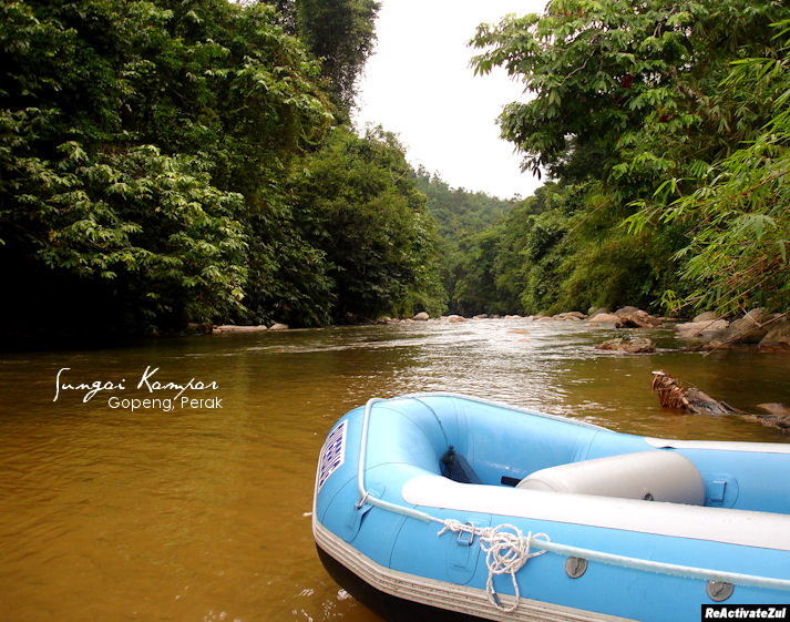 Sungai Kampar, Gopeng, Perak