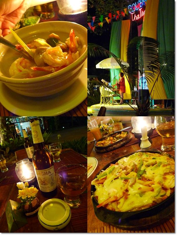 Dinner @ Ao Nang Beach
