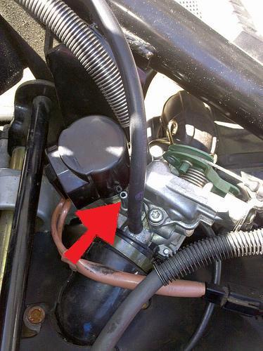 D Fabe F on 50cc Scooter Carburetor Diagram