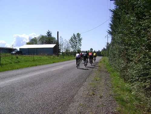 Skagit Spring Classic Cycling Event