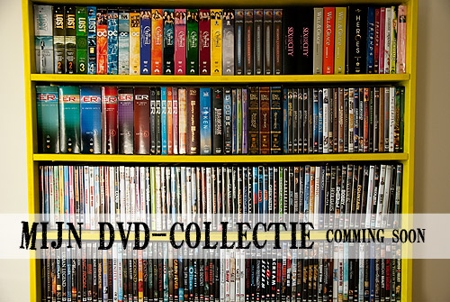 Mijn dvd kast