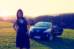 Sunlight (dreampixels) Tags: auto woman sunlight car outdoor frau gegenlicht sonnenlicht dreampixels danielotto dximagede