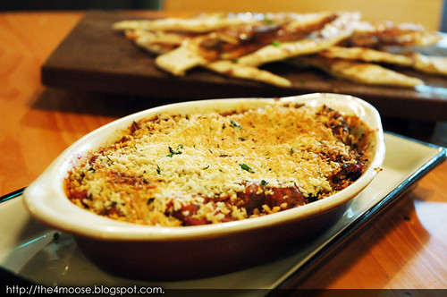 District 10 Bistro Wine Bar - French Cassoulet