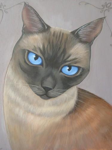 Koko Portrait