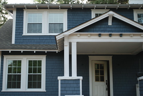 Indiana Project: Exterior paint color #3