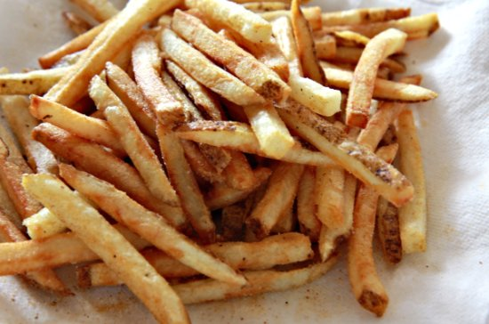 French Fries 550