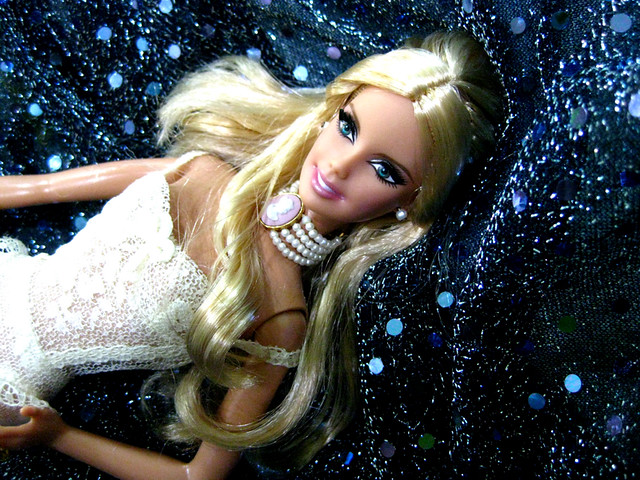 Heidi Klum Barbie My Favorite Model by Zezaprince